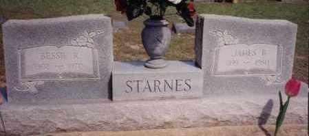 STARNES, BESSIE R. - Greene County, Arkansas | BESSIE R. STARNES - Arkansas Gravestone Photos