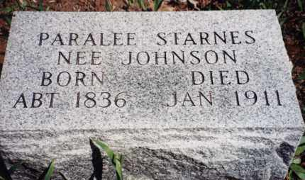 STARNES, PARALEE - Greene County, Arkansas | PARALEE STARNES - Arkansas Gravestone Photos