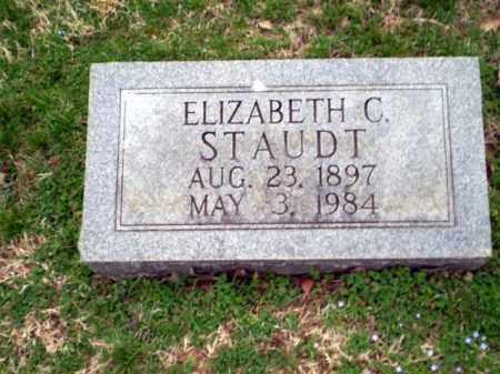 STAUDT, ELIZABETH - Greene County, Arkansas | ELIZABETH STAUDT - Arkansas Gravestone Photos