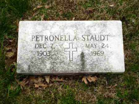 STAUDT, PETRONELLA - Greene County, Arkansas | PETRONELLA STAUDT - Arkansas Gravestone Photos