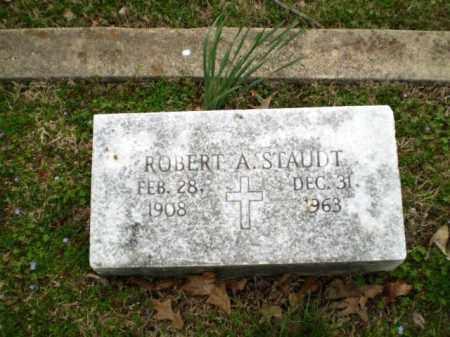 STAUDT, ROBERT A. - Greene County, Arkansas | ROBERT A. STAUDT - Arkansas Gravestone Photos