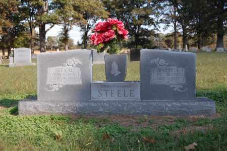 STEELE, ERNEST ARNOLD - Greene County, Arkansas | ERNEST ARNOLD STEELE - Arkansas Gravestone Photos