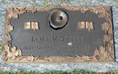 GETSON STEELE, LOIS V. - Greene County, Arkansas | LOIS V. GETSON STEELE - Arkansas Gravestone Photos