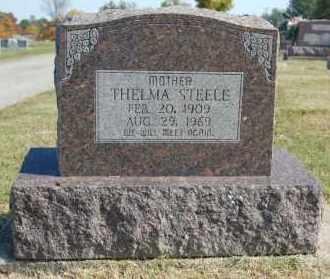 STEELE, THELMA - Greene County, Arkansas   THELMA STEELE - Arkansas Gravestone Photos