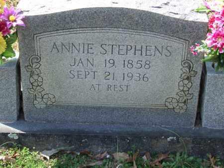 STEPHENS, ANNIE - Greene County, Arkansas | ANNIE STEPHENS - Arkansas Gravestone Photos