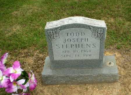 STEPHENS, TODD JOSEPH - Greene County, Arkansas   TODD JOSEPH STEPHENS - Arkansas Gravestone Photos