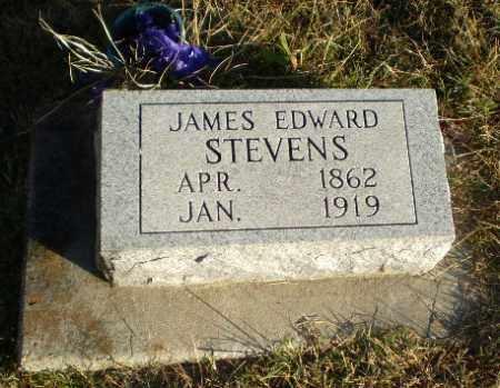 STEVENS, JAMES EDWARD - Greene County, Arkansas | JAMES EDWARD STEVENS - Arkansas Gravestone Photos