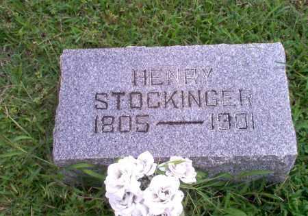 STOCKINGER, HENRY - Greene County, Arkansas | HENRY STOCKINGER - Arkansas Gravestone Photos