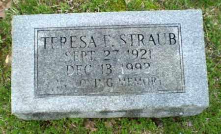 STRAUB, TERESA  E - Greene County, Arkansas   TERESA  E STRAUB - Arkansas Gravestone Photos