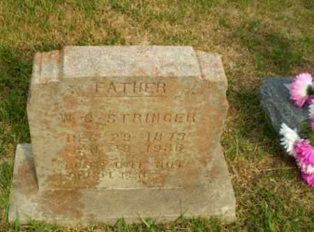 STRINGER, W.C. - Greene County, Arkansas | W.C. STRINGER - Arkansas Gravestone Photos