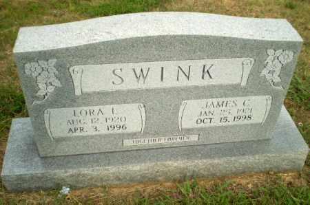 SWINK, JAMES C - Greene County, Arkansas | JAMES C SWINK - Arkansas Gravestone Photos