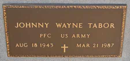 TABOR (VETERAN), JOHNNY WAYNE - Greene County, Arkansas | JOHNNY WAYNE TABOR (VETERAN) - Arkansas Gravestone Photos