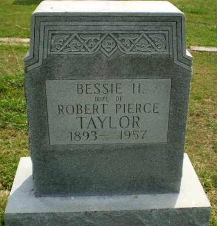 TAYLOR, BESSIE H - Greene County, Arkansas | BESSIE H TAYLOR - Arkansas Gravestone Photos
