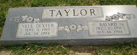 DEXTER TAYLOR, NELL - Greene County, Arkansas | NELL DEXTER TAYLOR - Arkansas Gravestone Photos
