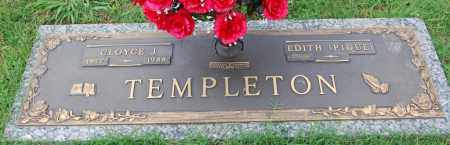TEMPLETON, CLOYCE J. - Greene County, Arkansas | CLOYCE J. TEMPLETON - Arkansas Gravestone Photos