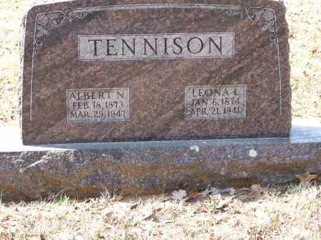 TENNISON, LEONA L. - Greene County, Arkansas | LEONA L. TENNISON - Arkansas Gravestone Photos