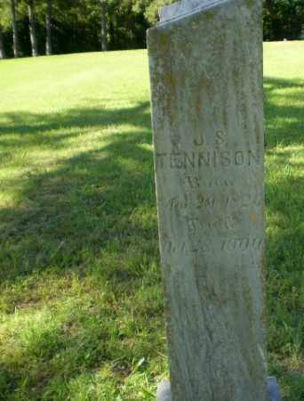 TENNISON, J.S. - Greene County, Arkansas   J.S. TENNISON - Arkansas Gravestone Photos