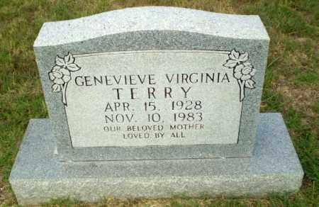 TERRY, GENEVIEVE VIRGINIA - Greene County, Arkansas | GENEVIEVE VIRGINIA TERRY - Arkansas Gravestone Photos
