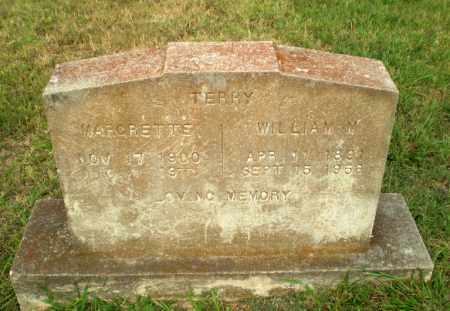 TERRY, WILLIAM M - Greene County, Arkansas   WILLIAM M TERRY - Arkansas Gravestone Photos