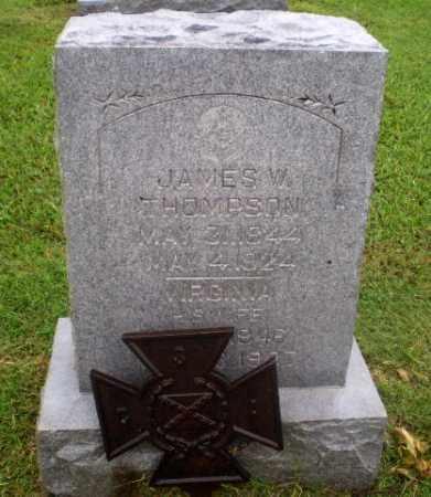 THOMPSON, VIRGINIA - Greene County, Arkansas | VIRGINIA THOMPSON - Arkansas Gravestone Photos