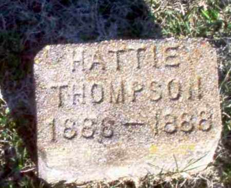 THOMPSON, HATTIE - Greene County, Arkansas | HATTIE THOMPSON - Arkansas Gravestone Photos