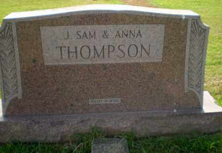 THOMPSON, ANNA - Greene County, Arkansas | ANNA THOMPSON - Arkansas Gravestone Photos