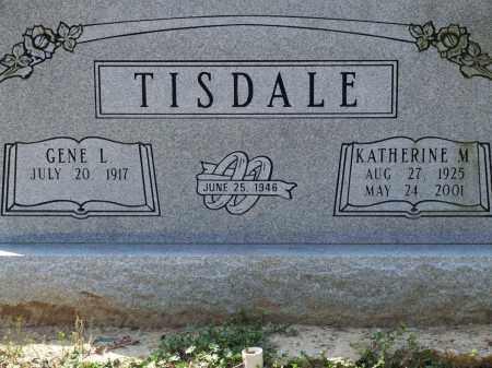 TISDALE, KATHERINE M. - Greene County, Arkansas | KATHERINE M. TISDALE - Arkansas Gravestone Photos