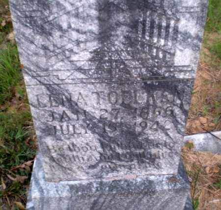 TOELKEN, LENA - Greene County, Arkansas | LENA TOELKEN - Arkansas Gravestone Photos