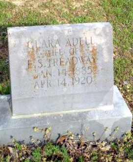TREADWAY, CLARA ADELL - Greene County, Arkansas | CLARA ADELL TREADWAY - Arkansas Gravestone Photos