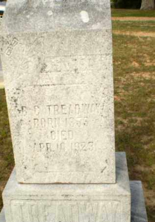 TREADWAY, G.C. - Greene County, Arkansas | G.C. TREADWAY - Arkansas Gravestone Photos