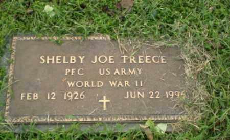 TREECE  (VETERAN WWII), SHELBY JOE - Greene County, Arkansas | SHELBY JOE TREECE  (VETERAN WWII) - Arkansas Gravestone Photos
