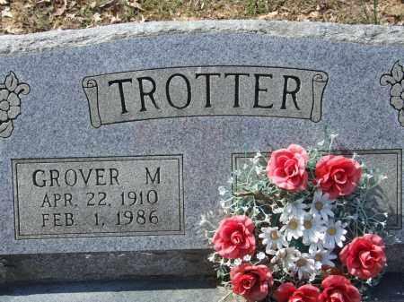 TROTTER, GROVER M. - Greene County, Arkansas | GROVER M. TROTTER - Arkansas Gravestone Photos