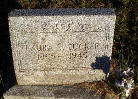 TUCKER, LAURA L - Greene County, Arkansas | LAURA L TUCKER - Arkansas Gravestone Photos