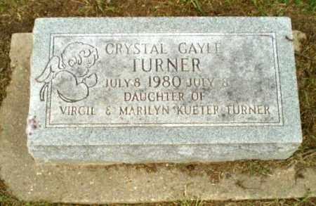 TURNER, CRYSTAL GAYLE - Greene County, Arkansas | CRYSTAL GAYLE TURNER - Arkansas Gravestone Photos