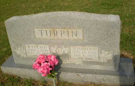 TURPIN, JUANITA L - Greene County, Arkansas | JUANITA L TURPIN - Arkansas Gravestone Photos