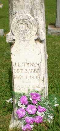 TYNER, J.L. - Greene County, Arkansas | J.L. TYNER - Arkansas Gravestone Photos