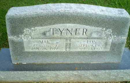 TYNER, MAE - Greene County, Arkansas | MAE TYNER - Arkansas Gravestone Photos