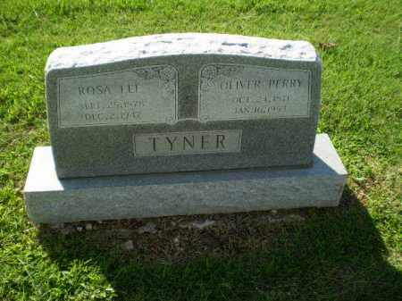TYNER, OLIVER PERRY - Greene County, Arkansas | OLIVER PERRY TYNER - Arkansas Gravestone Photos