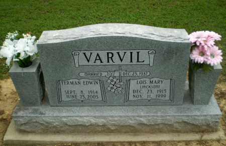 VARVIL, LOIS MARY - Greene County, Arkansas | LOIS MARY VARVIL - Arkansas Gravestone Photos