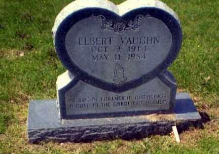VAUGHN, ELBERT - Greene County, Arkansas   ELBERT VAUGHN - Arkansas Gravestone Photos