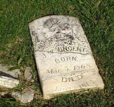 VINCENT, J.W. - Greene County, Arkansas | J.W. VINCENT - Arkansas Gravestone Photos