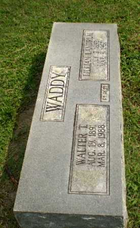 WADDY, LILLIAN - Greene County, Arkansas | LILLIAN WADDY - Arkansas Gravestone Photos