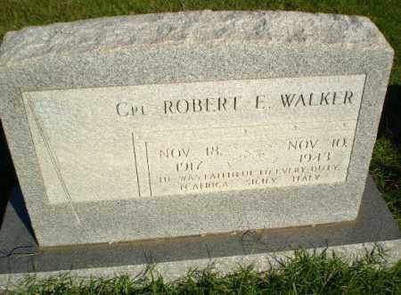 WALKER, ROBERT E - Greene County, Arkansas   ROBERT E WALKER - Arkansas Gravestone Photos
