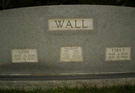 WALL, EZRA P - Greene County, Arkansas | EZRA P WALL - Arkansas Gravestone Photos