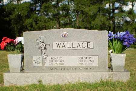 WALLACE, RONALD - Greene County, Arkansas | RONALD WALLACE - Arkansas Gravestone Photos