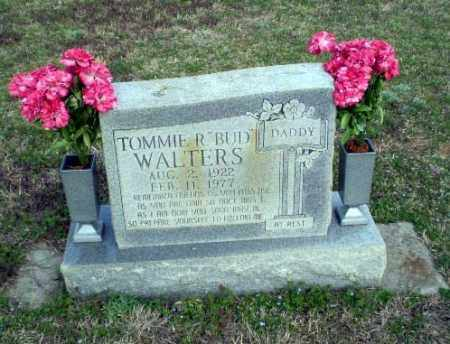 "WALTERS, TOMMIE R ""BUD"" - Greene County, Arkansas | TOMMIE R ""BUD"" WALTERS - Arkansas Gravestone Photos"