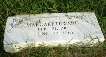 WARD, MARGARET R. - Greene County, Arkansas | MARGARET R. WARD - Arkansas Gravestone Photos