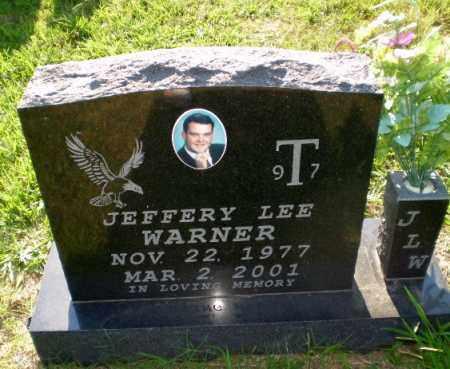 WARNER, JEFFERY LEE - Greene County, Arkansas | JEFFERY LEE WARNER - Arkansas Gravestone Photos
