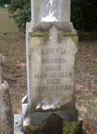 WARREN, LUCY J - Greene County, Arkansas | LUCY J WARREN - Arkansas Gravestone Photos