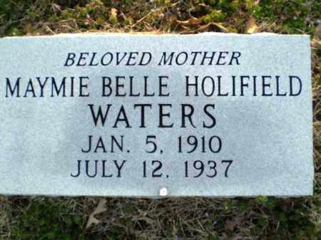 WATERS, MAYMIE BELLE - Greene County, Arkansas   MAYMIE BELLE WATERS - Arkansas Gravestone Photos